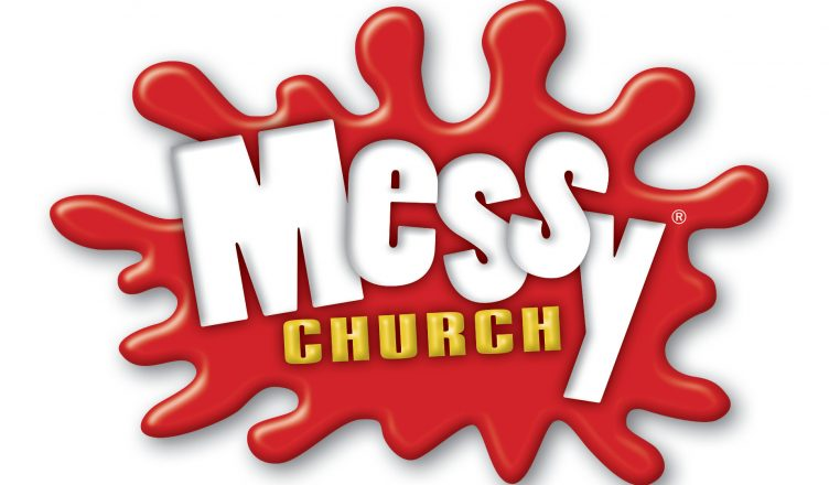 Official Messy Church logo - 1845 pixels wide - 300dpi