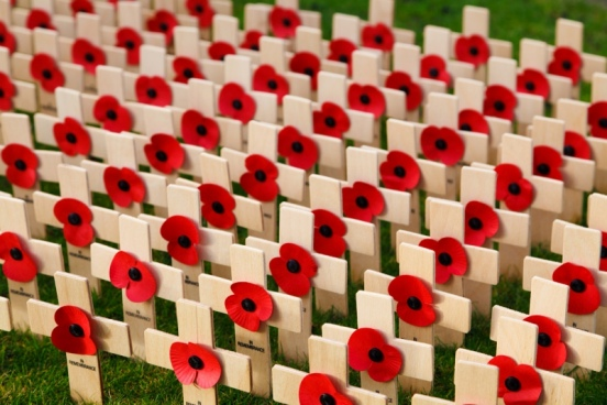 Richard's sermon for Remembrance Sunday is now online