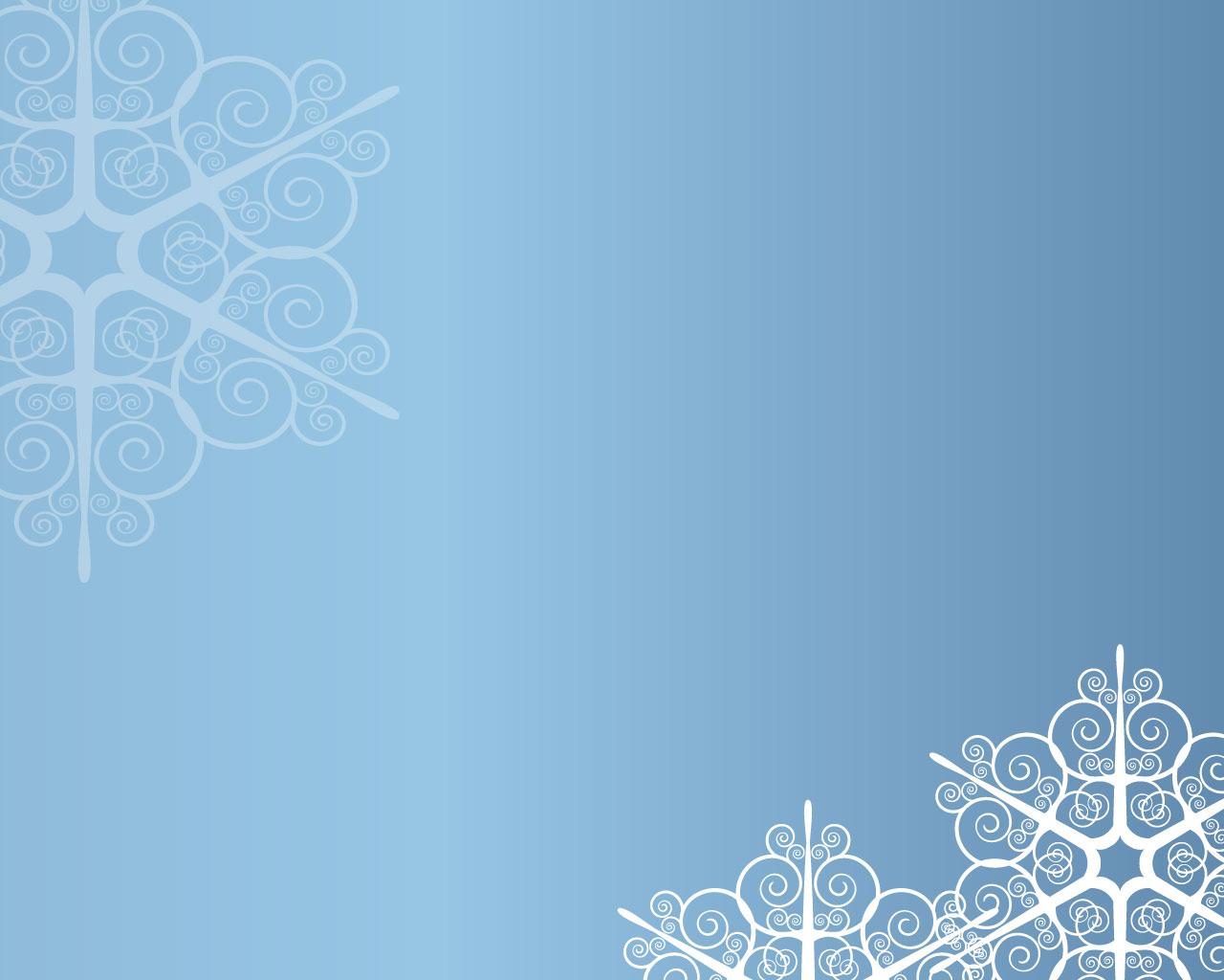 blue christmas image