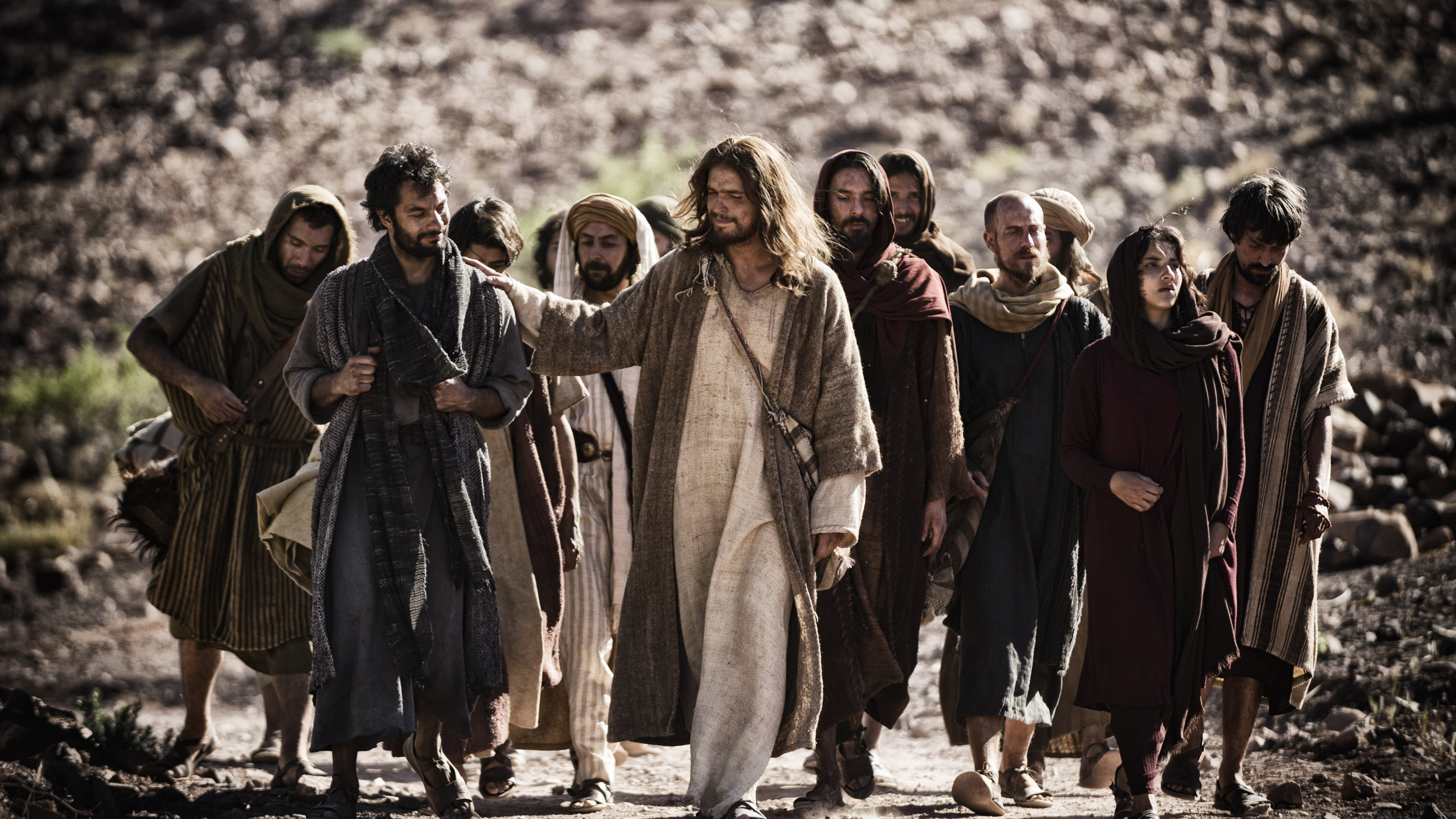 Richard's sermon on 1 John 2 – Walk as Jesus walked… – March 17th