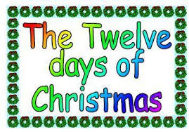 The 12 days of Christmas – joining together in prayer