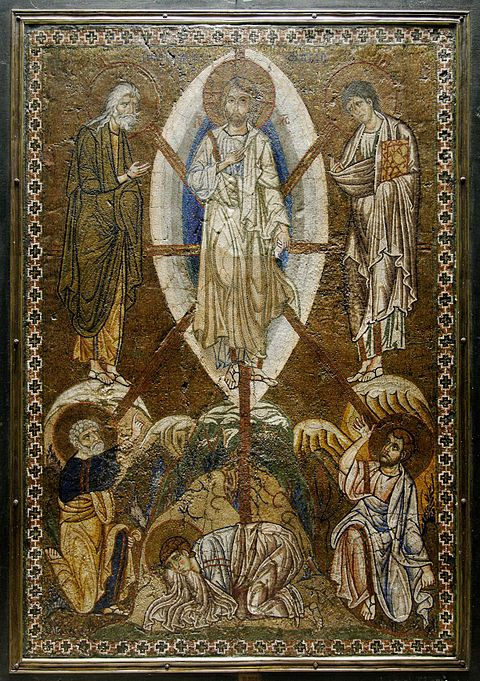 Mark's Gospel: Andreas' sermon from September 16th on the Transfiguration of Jesus