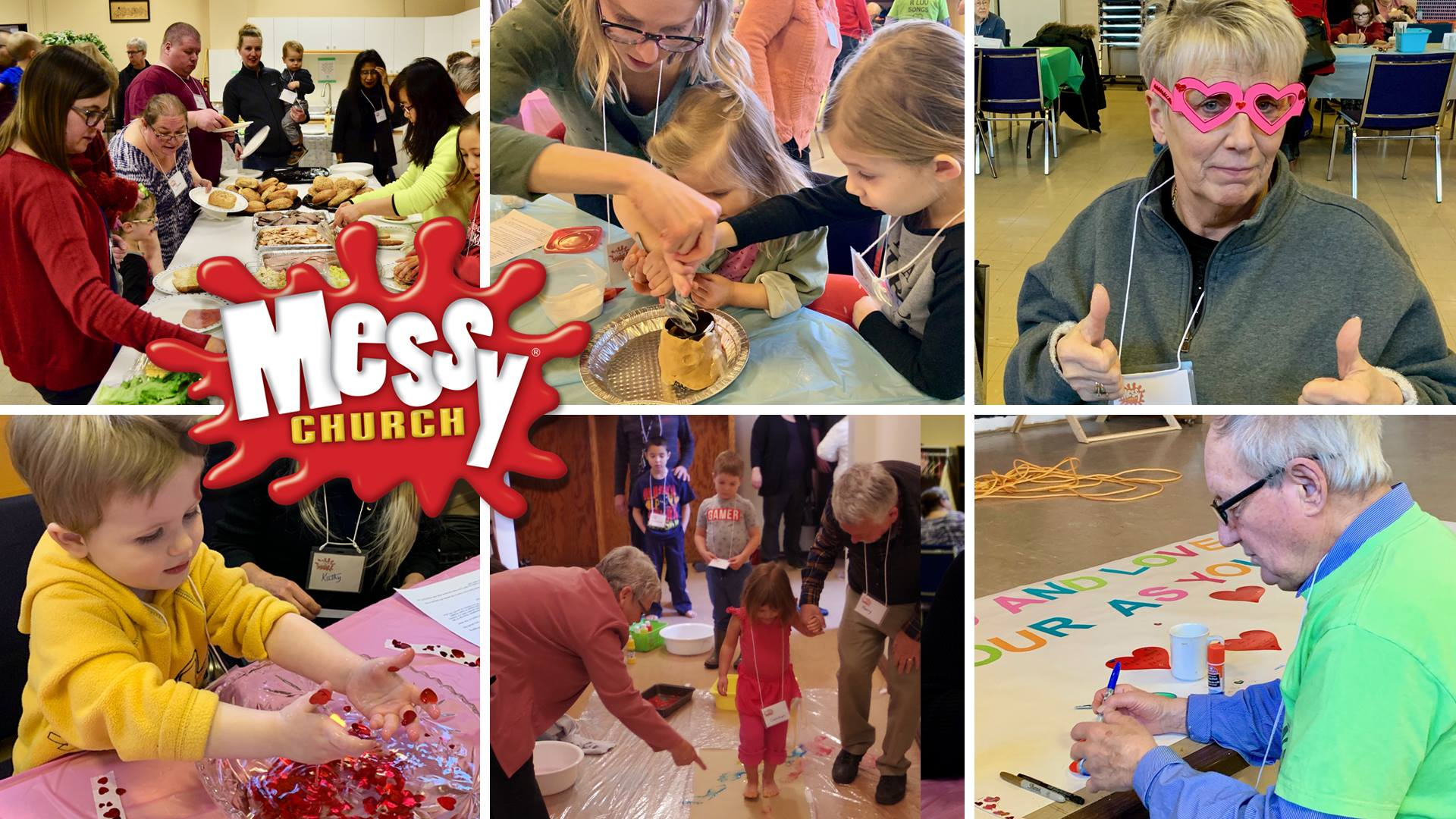 Messy Church – Saturday 9th March