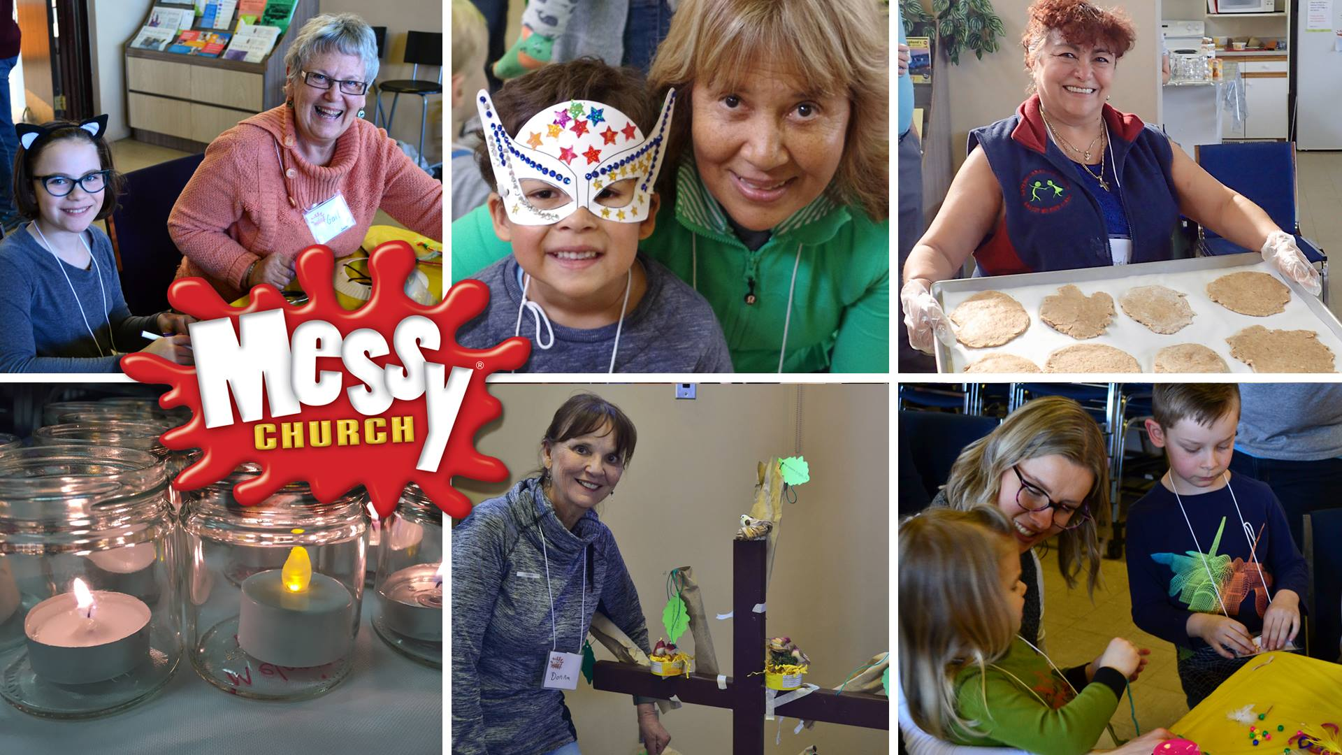 This Saturday – Messy Church!!