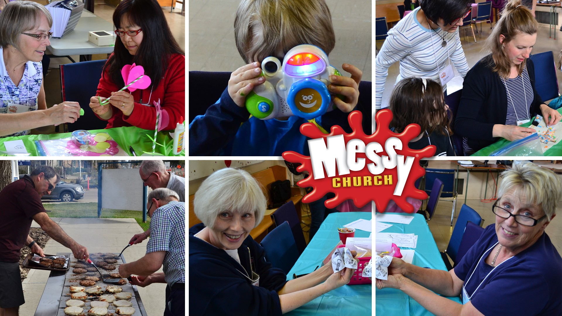 It's our June Messy Church Saturday 8th June at 4pm : )